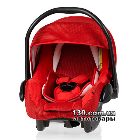 Детское автокресло HEYNER SuperProtect ERGO Racing Red (780 300)