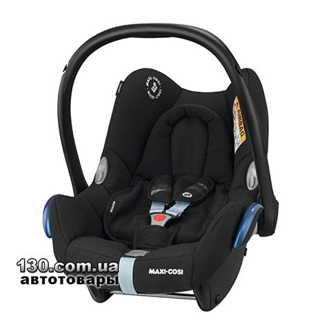 Baby car seat MAXI-COSI CabrioFix Frequency black