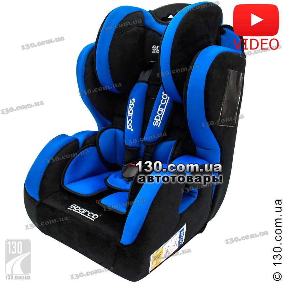 Sparco F700k Blue Buy Baby Car Seat