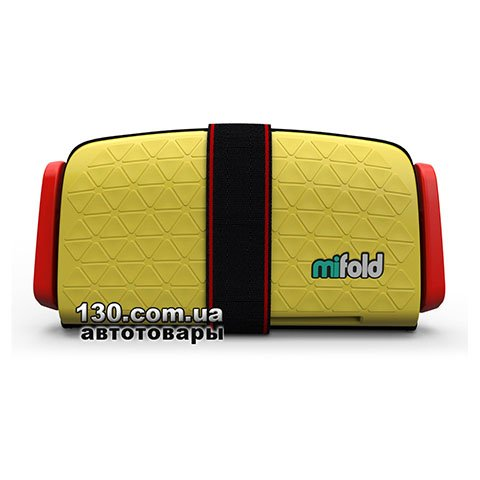 Mifold Grab-and-Go — купить бустер Taxi Yellow