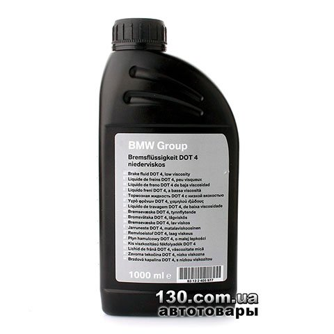 Brake fluid BMW DOT 4 LV — 1 l