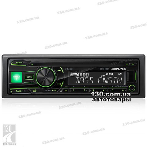 CD/USB автомагнитола Alpine CDE-180R