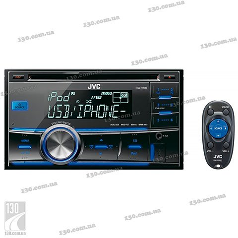 JVC KW-R500EYD — CD/USB автомагнитола