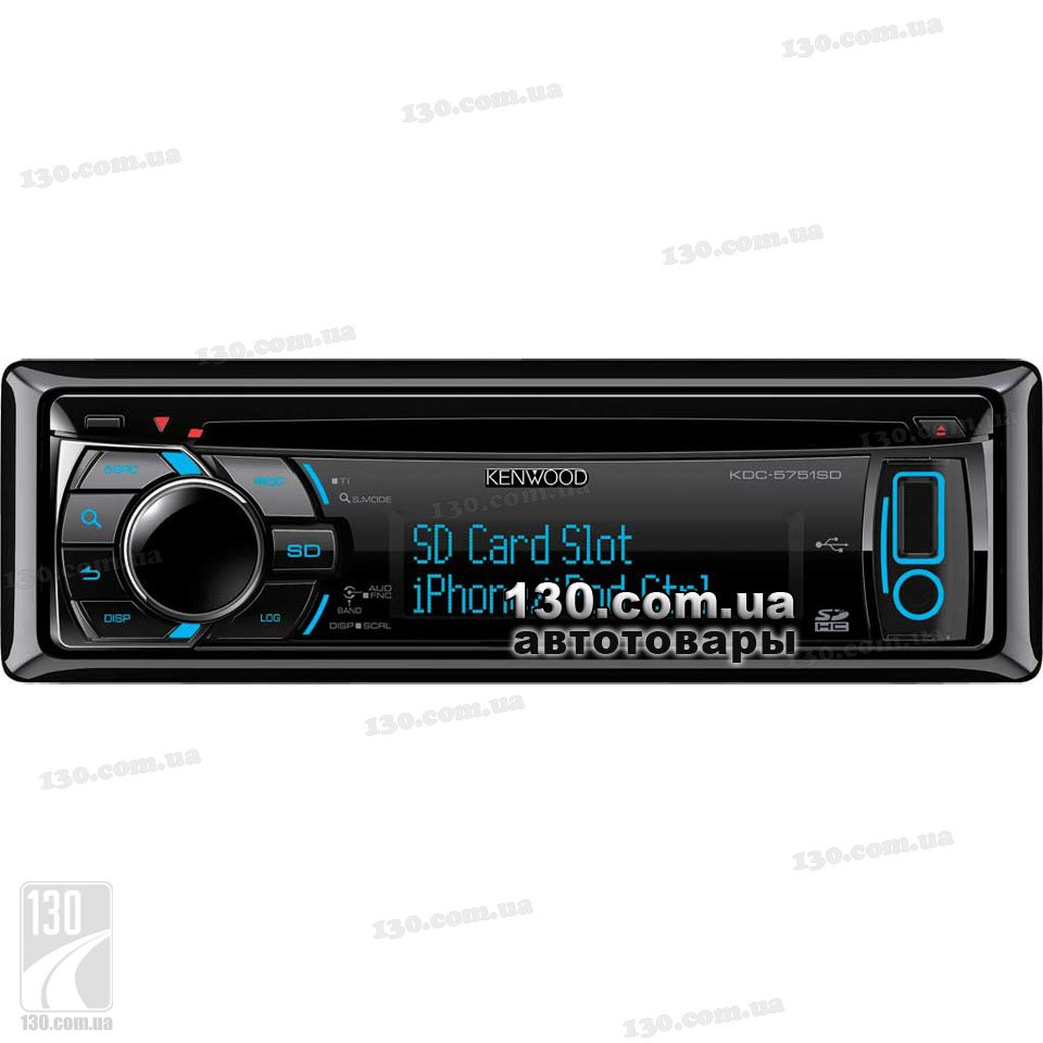 KENWOOD CD/USB Receiver Windows 8