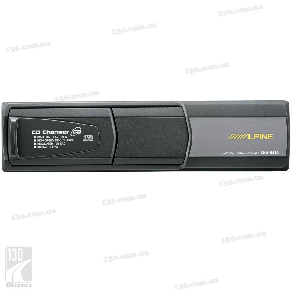Problems with Alpine CHM-S6CD Changer - m
