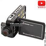 Автомобильный видеорегистратор DOD F900LS (оригинал, официал) с LCD дисплеем