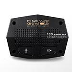 FineVu CR-2i Full HD — видеорегистратор с двумя камерами