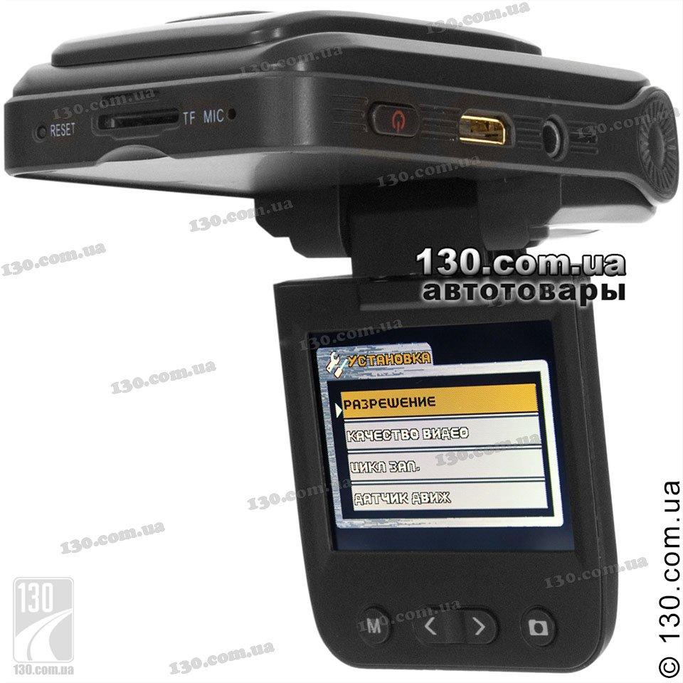 Автомобильный видеорегистратор mdr 810hd