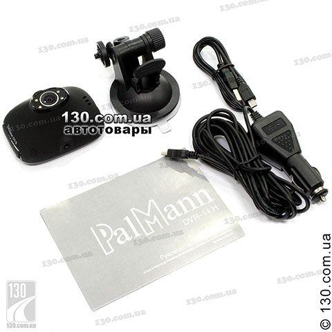 Автомобильный видеорегистратор Palmann DVR–14 H