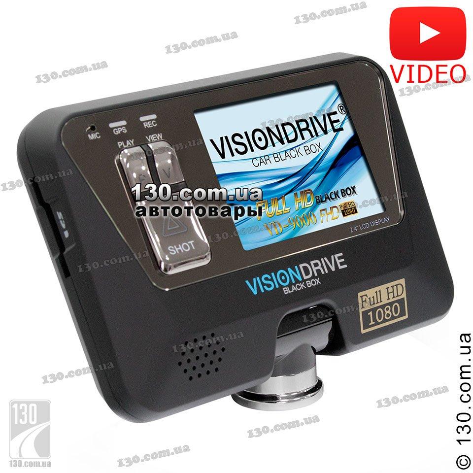 Программы для видеорегистраторов visiondrive