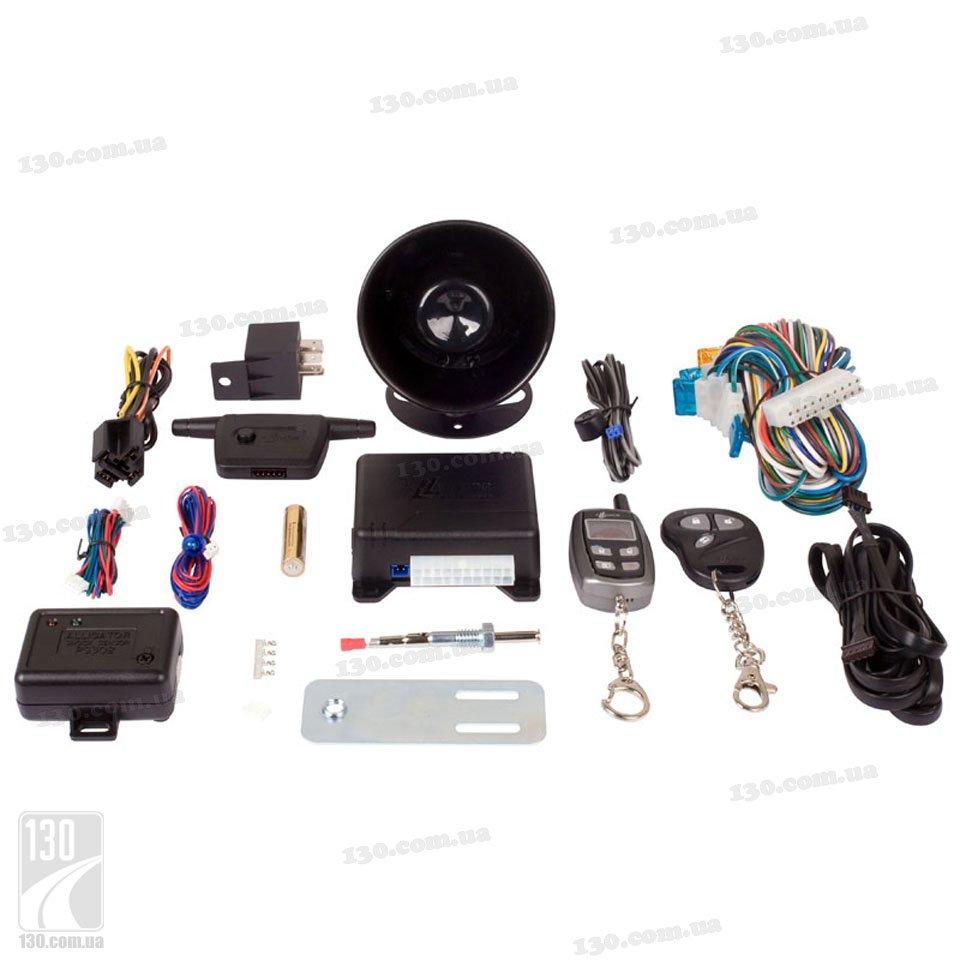 Аллигатор 2-way Auto Control Инструкция - фото 3