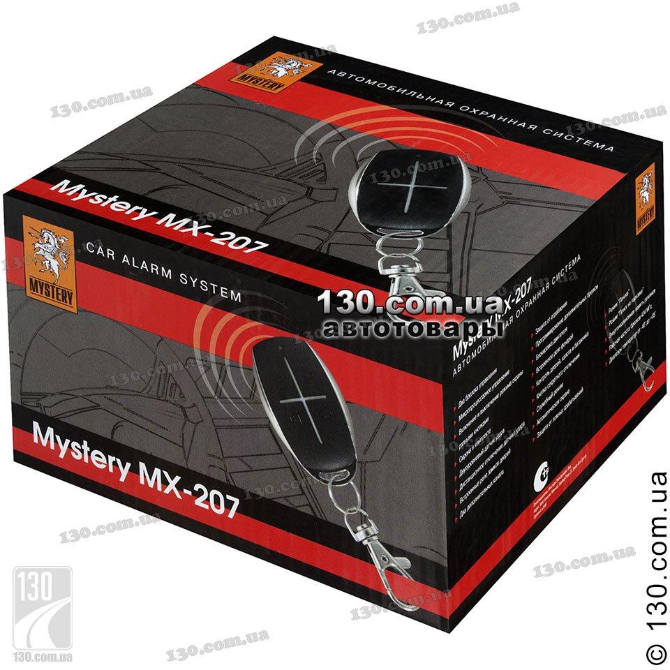 мистери Mx 207 инструкция - фото 8