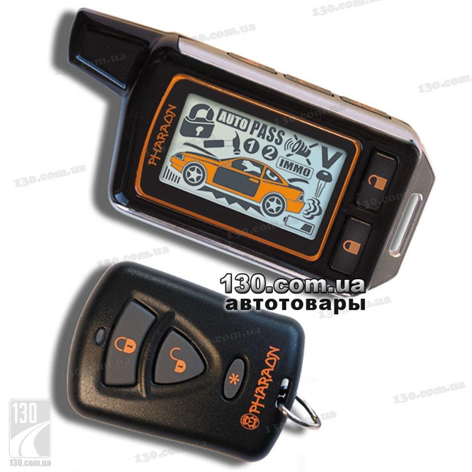 Сигнализация Pharaon Lc-100 инструкция