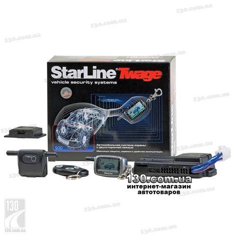 Starline twage инструкция