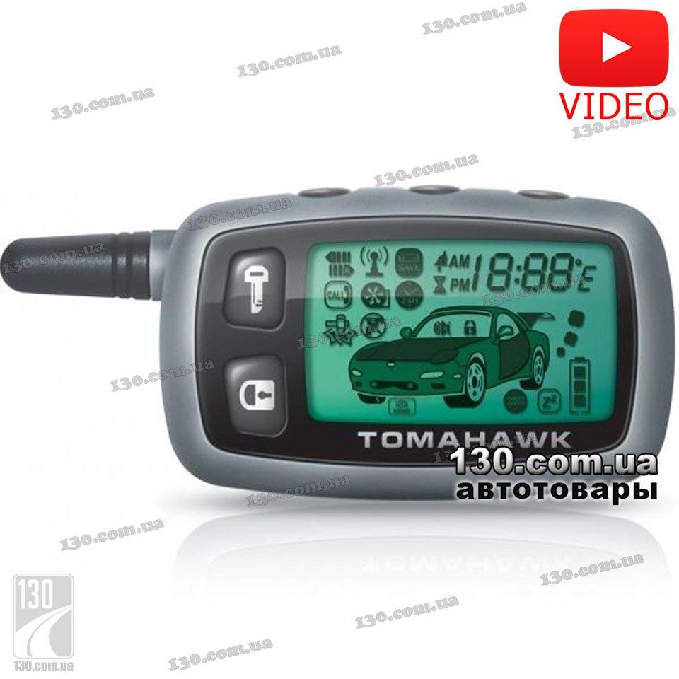 Купить автомобильная сигнализация Tomahawk LR-950LE.