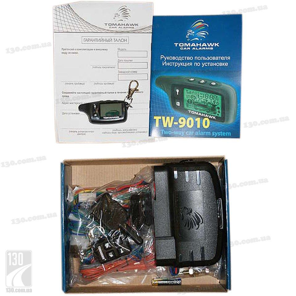 Инструкцию Tomahawk Tw 9010