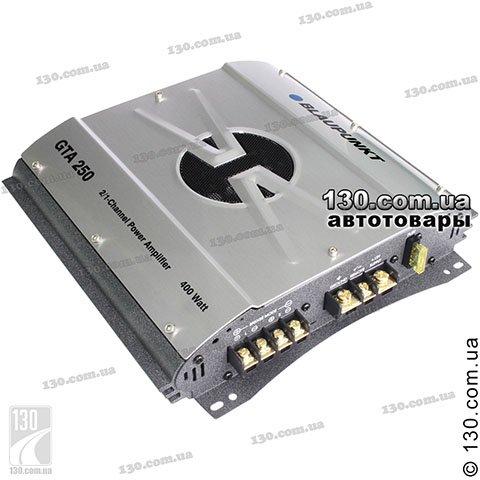 Автомобильный усилитель звука Blaupunkt GTA-250 двухканальный