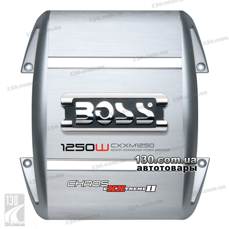 boss audio systems cxxm1250 chaos exxtreme ii buy car amplifier rh 130 com ua Boss RT3 Wiring-Diagram Boss Plow Wiring Schematic