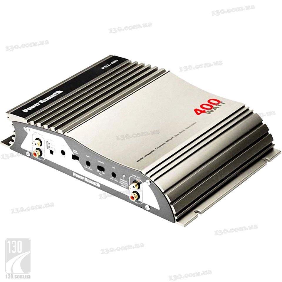 Car amplifier power acoustik