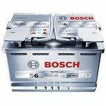 Аккумуляторы Bosch S6 AGM