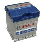 Аккумуляторы Bosch S4 Silver
