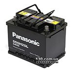 Car battery Panasonic N-555H25L Standart