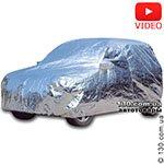 Тент автомобильный Vitol XL Polyester+Aluminium foil
