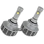 Car led lamps OLLO 6G 2x3000 LM HB3/HB4/9005/9006