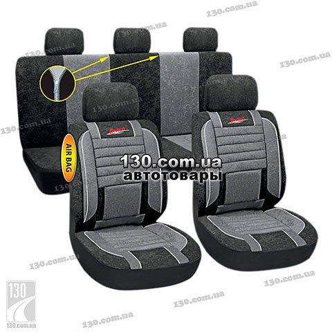 Milex Bravo Grey Buy Car Seat Covers