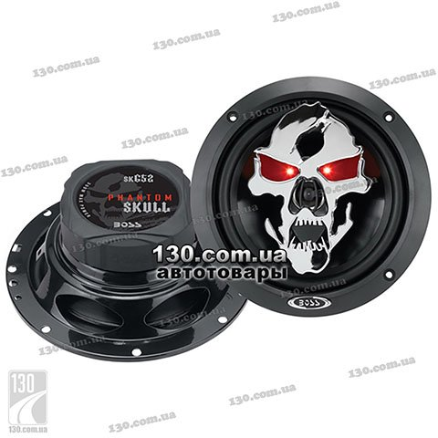 Car speaker Boss Audio Systems SK652 Phantom Skull