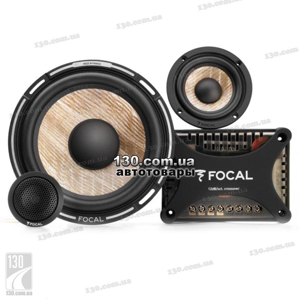 Focal performance speakers