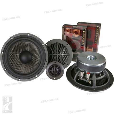 Car speaker DLS Gothia 6.3 Ultimate
