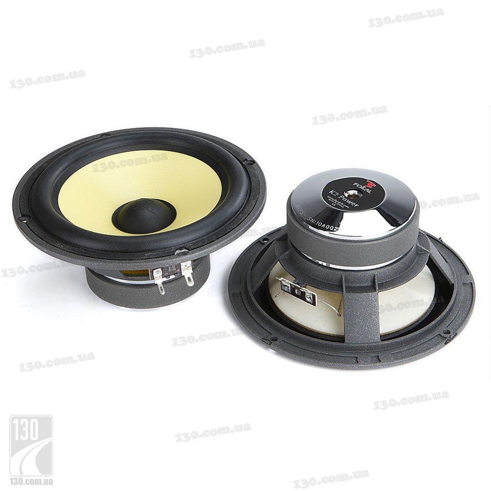 Car speakers Focal K2 Power 165 KR_1_enl wiring diagram ford fiesta mk7 11 on wiring diagram ford fiesta mk7