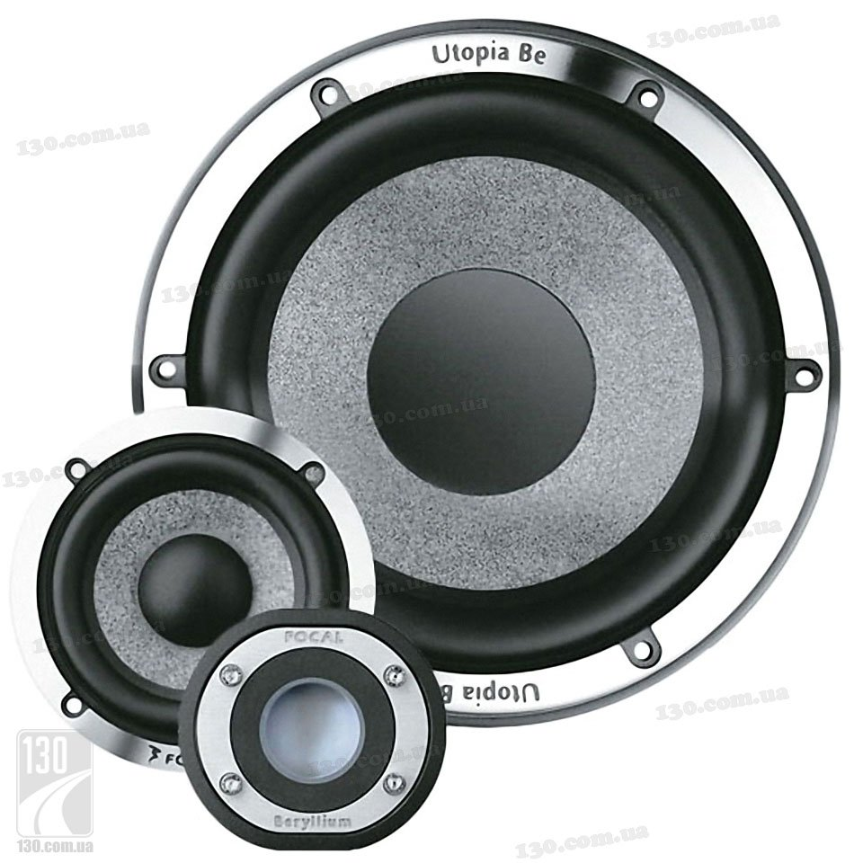 Car speaker Focal Utopia Be Kit N7 Active (without Crossblock)