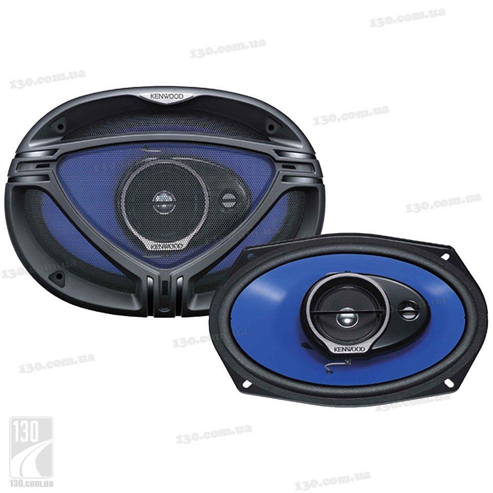 Kenwood car audio speakers