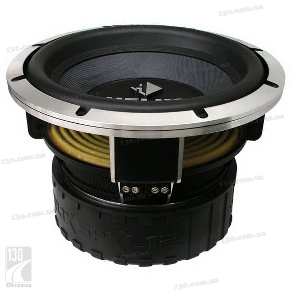 Car subwoofer Helix SPXL 12 Competition