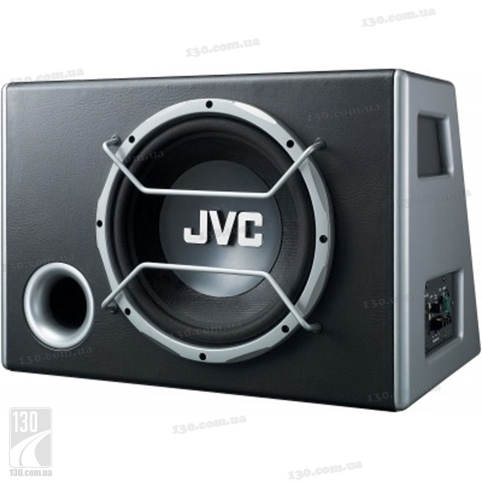 JVC Arsenal CS-AW72subwoofer with dual 4-ohm voice coils
