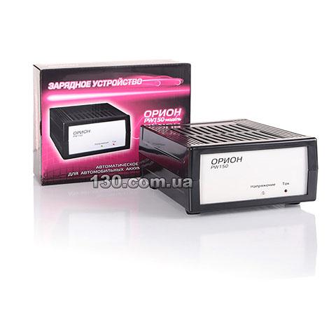 Орион PW150 - зарядное устройство 12 В, 5,5 А для автомобильного аккумулятора.