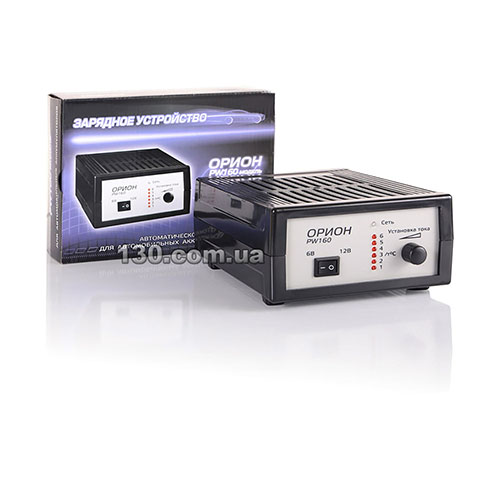 — зарядное устройство 6/12 В, 0,6-6 А для ...