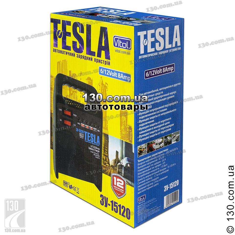 Зарядное Устройство Тесла Инструкция 15120 - фото 9