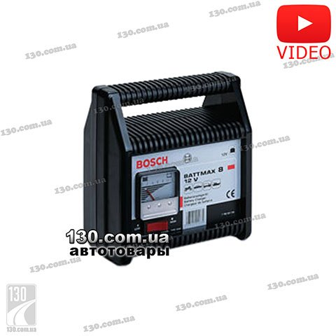 Bosch Battmax 8 — зарядное устройство 12 В для ...