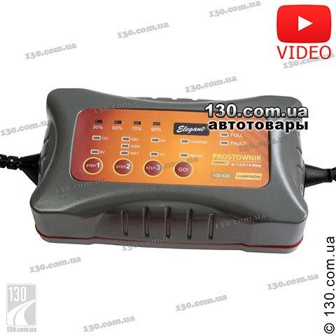 100 420 — импульсное зарядное устройство ...