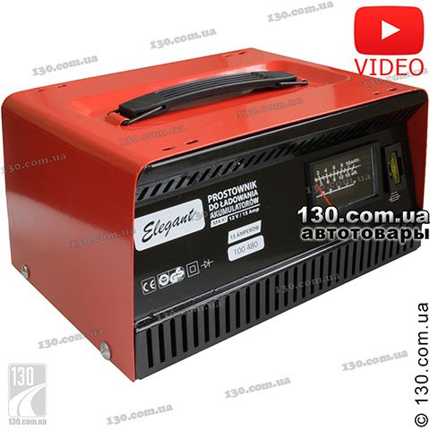 Charger Elegant Maxi 100 480 15 A for car battery