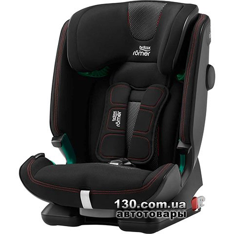 Child car seat with ISOFIX Britax-Romer ADVANSAFIX i-SIZE Cool Flow — Black
