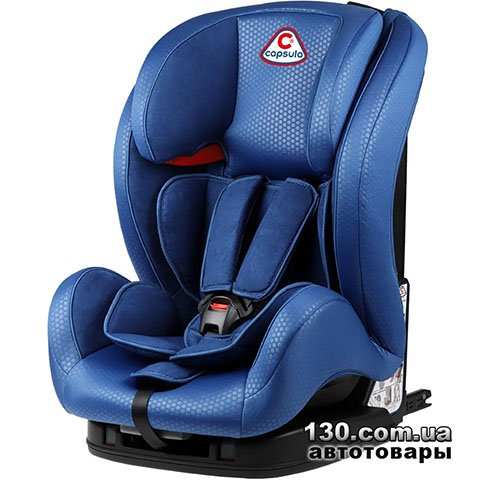 Child car seat with ISOFIX Capsula MT6X Cosmic Blue (771 140)