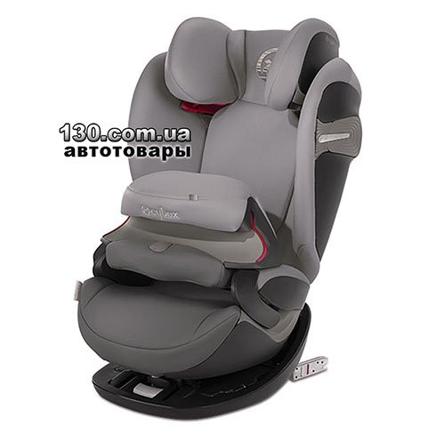 Детское автокресло с ISOFIX Cybex Pallas S-Fix Manhattan Grey (519001033)