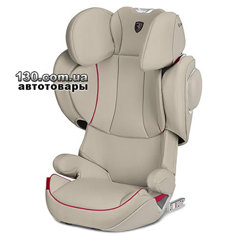 Детское автокресло с ISOFIX Cybex Solution Z-Fix Silver Grey (519000029)