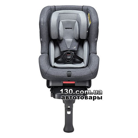 Child car seat with ISOFIX Daiichi First7 FIX Grey