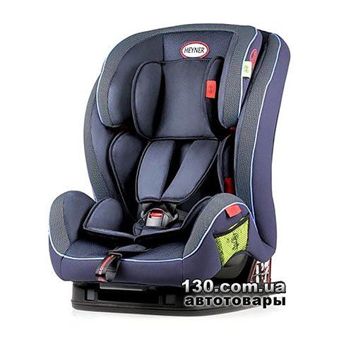 Child car seat with ISOFIX HEYNER MultiFix AERO+ Cosmic Blue (796 140)