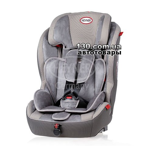 Child car seat with ISOFIX HEYNER MultiFix AERO+ Koala Grey (796 120)